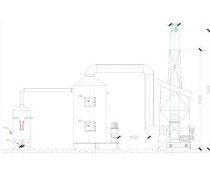 硅烷尾气处理设备