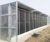 禽畜养殖舍净化除味系统